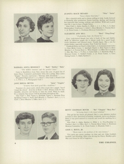 Page 8, 1957 Edition, Brattleboro Union High School - Colonel Yearbook (Brattleboro, VT) online yearbook collection