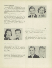 Page 9, 1957 Edition, Brattleboro Union High School - Colonel Yearbook (Brattleboro, VT) online yearbook collection