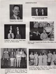 Page 10, 1962 Edition, Brattleboro Union High School - Colonel Yearbook (Brattleboro, VT) online yearbook collection