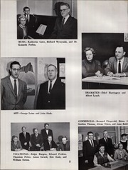 Page 12, 1962 Edition, Brattleboro Union High School - Colonel Yearbook (Brattleboro, VT) online yearbook collection