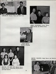 Page 13, 1962 Edition, Brattleboro Union High School - Colonel Yearbook (Brattleboro, VT) online yearbook collection