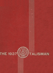 Rutland High School - Talisman Yearbook (Rutland, VT) online yearbook collection, 1937 Edition, Page 1