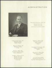 Page 16, 1937 Edition, Rutland High School - Talisman Yearbook (Rutland, VT) online yearbook collection