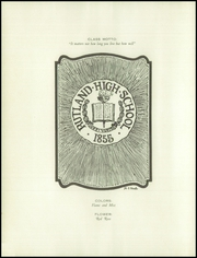 Page 6, 1937 Edition, Rutland High School - Talisman Yearbook (Rutland, VT) online yearbook collection