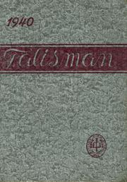 Rutland High School - Talisman Yearbook (Rutland, VT) online yearbook collection, 1940 Edition, Page 1