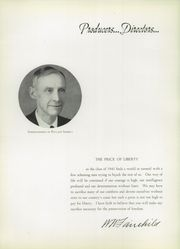 Page 14, 1941 Edition, Rutland High School - Talisman Yearbook (Rutland, VT) online yearbook collection