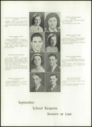 Rutland High School - Talisman Yearbook (Rutland, VT) online yearbook collection, 1942 Edition, Page 14