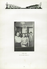 Page 10, 1948 Edition, Spaulding High School - Our Echo Yearbook (Barre, VT) online yearbook collection