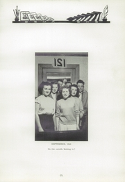 Page 11, 1948 Edition, Spaulding High School - Our Echo Yearbook (Barre, VT) online yearbook collection