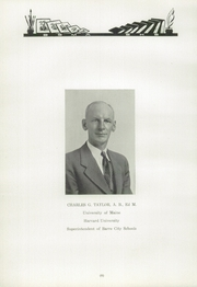 Page 12, 1948 Edition, Spaulding High School - Our Echo Yearbook (Barre, VT) online yearbook collection