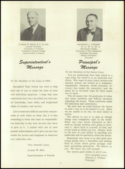 Page 11, 1952 Edition, Springfield High School - Green Horn Yearbook (Springfield, VT) online yearbook collection