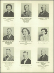 Page 14, 1952 Edition, Springfield High School - Green Horn Yearbook (Springfield, VT) online yearbook collection