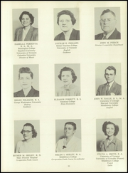 Page 15, 1952 Edition, Springfield High School - Green Horn Yearbook (Springfield, VT) online yearbook collection