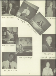 Page 17, 1952 Edition, Springfield High School - Green Horn Yearbook (Springfield, VT) online yearbook collection