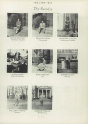 Page 11, 1957 Edition, St Johnsbury Academy - Lamp Yearbook (St Johnsbury, VT) online yearbook collection