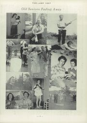 Page 13, 1957 Edition, St Johnsbury Academy - Lamp Yearbook (St Johnsbury, VT) online yearbook collection
