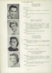 Page 16, 1957 Edition, St Johnsbury Academy - Lamp Yearbook (St Johnsbury, VT) online yearbook collection