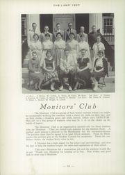 Page 48, 1957 Edition, St Johnsbury Academy - Lamp Yearbook (St Johnsbury, VT) online yearbook collection