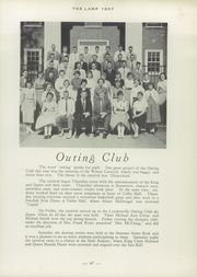 Page 51, 1957 Edition, St Johnsbury Academy - Lamp Yearbook (St Johnsbury, VT) online yearbook collection