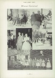 Page 52, 1957 Edition, St Johnsbury Academy - Lamp Yearbook (St Johnsbury, VT) online yearbook collection