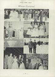 Page 53, 1957 Edition, St Johnsbury Academy - Lamp Yearbook (St Johnsbury, VT) online yearbook collection