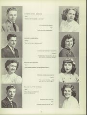 Page 12, 1949 Edition, Middlebury Union High School - Quatrain Yearbook (Middlebury, VT) online yearbook collection