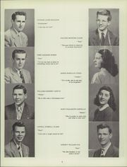 Page 13, 1949 Edition, Middlebury Union High School - Quatrain Yearbook (Middlebury, VT) online yearbook collection