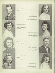 Page 14, 1949 Edition, Middlebury Union High School - Quatrain Yearbook (Middlebury, VT) online yearbook collection