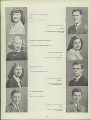 Page 17, 1949 Edition, Middlebury Union High School - Quatrain Yearbook (Middlebury, VT) online yearbook collection