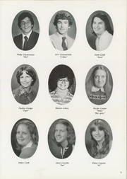 Page 17, 1980 Edition, Middlebury Union High School - Quatrain Yearbook (Middlebury, VT) online yearbook collection
