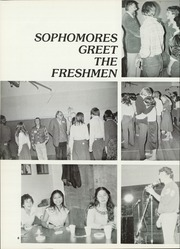 Page 10, 1982 Edition, Middlebury Union High School - Quatrain Yearbook (Middlebury, VT) online yearbook collection