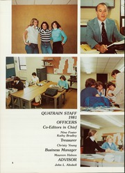 Page 8, 1982 Edition, Middlebury Union High School - Quatrain Yearbook (Middlebury, VT) online yearbook collection