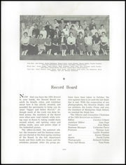 Page 8, 1955 Edition, Montpelier High School - Record Yearbook (Montpelier, VT) online yearbook collection
