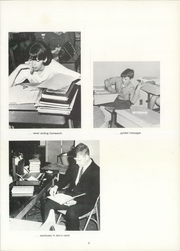 Page 13, 1967 Edition, Bellows Falls High School - Sampler Yearbook (Bellows Falls, VT) online yearbook collection