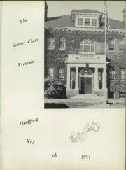 Page 8, 1954 Edition, Hartford High School - Key Yearbook (White River Junction, VT) online yearbook collection