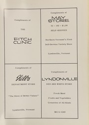 Page 97, 1956 Edition, Lyndon Institute - Cynosure Yearbook (Lyndon Center, VT) online yearbook collection