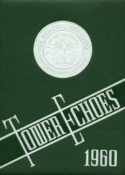 1960 Edition, Rice Memorial High School - Tower Echoes Yearbook (South Burlington, VT)