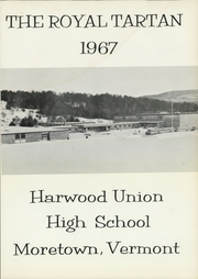 Page 5, 1967 Edition, Harwood Union High School - Royal Tartan Yearbook (Moretown, VT) online yearbook collection