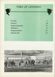 Page 6, 1967 Edition, Harwood Union High School - Royal Tartan Yearbook (Moretown, VT) online yearbook collection