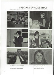 Page 74, 1974 Edition, Vergennes Union High School - Commodores Yearbook (Vergennes, VT) online yearbook collection