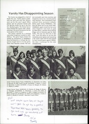 Page 80, 1974 Edition, Vergennes Union High School - Commodores Yearbook (Vergennes, VT) online yearbook collection