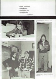Page 13, 1975 Edition, Vergennes Union High School - Commodores Yearbook (Vergennes, VT) online yearbook collection