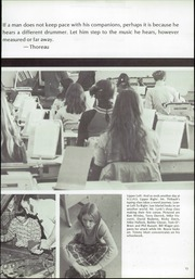 Page 17, 1975 Edition, Vergennes Union High School - Commodores Yearbook (Vergennes, VT) online yearbook collection