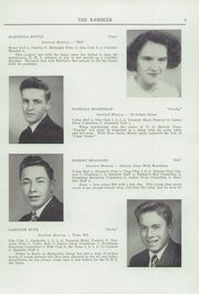 Page 11, 1950 Edition, Northfield High School - Rambler Yearbook (Northfield, VT) online yearbook collection
