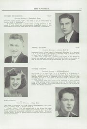 Page 17, 1950 Edition, Northfield High School - Rambler Yearbook (Northfield, VT) online yearbook collection
