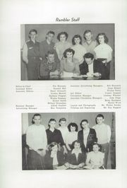 Page 6, 1950 Edition, Northfield High School - Rambler Yearbook (Northfield, VT) online yearbook collection