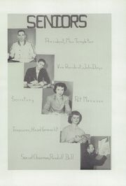 Page 9, 1950 Edition, Northfield High School - Rambler Yearbook (Northfield, VT) online yearbook collection