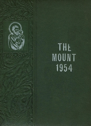 1954 Edition, Mount Saint Joseph Academy - Mount Yearbook (Rutland, VT)