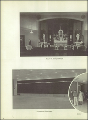 Page 10, 1959 Edition, Mount Saint Joseph Academy - Mount Yearbook (Rutland, VT) online yearbook collection