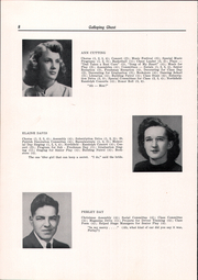 Page 10, 1949 Edition, Randolph Union High School - Galloping Ghost Yearbook (Randolph, VT) online yearbook collection